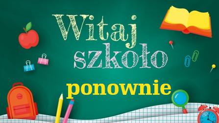 Organizacja pracy szkoły od 17 maja