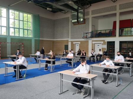 Egzamin klas ósmych