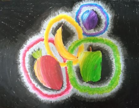 Owoce i warzywa dają moc