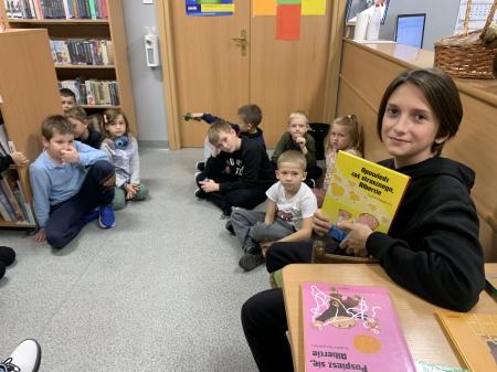 Biblioteczne spotkania
